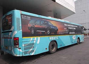 Bus & Taxi Advertising